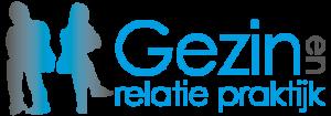 Logo van gezin en relatie praktijk. voor relatietherapie en gezinstherapie Breda