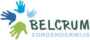 logo voor kenniscentrum Belcrum Zorgende wijs, gezinstherapie breda